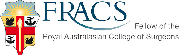 FRACS Fello of the Royal Australasian College of Surgeons - Dr Jeremy Rawlins